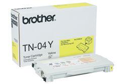 Тонер-картридж желтый для лазерных принтеров HL-2700CN и МФУ MFC-9420CN Brother, 6000 копий TN-04Y