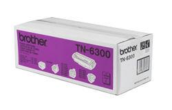 Тонер-картридж для лазерных принтеров HL-1030/12хх/14хх/Р2500 и факсов 4750/5750/8350P/8750P/9ххх Brother, 3000 копий TN-6300