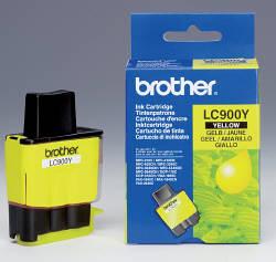 Картридж желтый для МФУ DCP-110/115/120/MFC-210/215 и факсов FAX-1840C/1940CN/2440C Brother, 450 страниц LC900Y