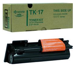 Тонер-картридж Kyocera для FS-1000/1010/1050/1000+, 6000 страниц TK-17