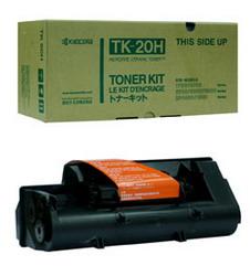 Тонер-картридж Kyocera для FS-1700/3700/6700/6900, 20000 страниц TK-20H