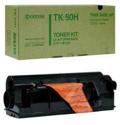 Тонер-картридж Kyocera для FS-1900, 15000 страниц TK-50H