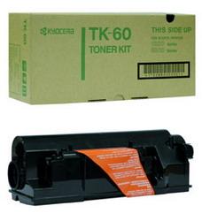 Тонер-картридж Kyocera для FS-1800/3800, 20000 страниц TK-60