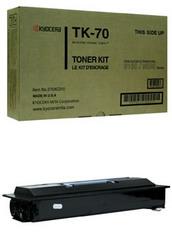 Тонер-картридж Kyocera для FS-9100/9500, 40000 страниц TK-70