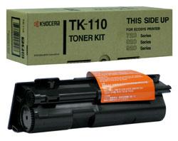 Тонер-картридж Kyocera для FS-720/820/920/1016MFP/1116MFP, 6000 страниц TK-110