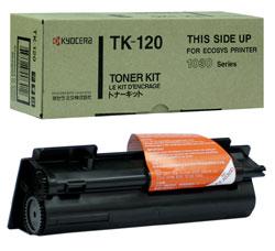 Тонер-картридж Kyocera для FS-1030D, 7200 страниц TK-120