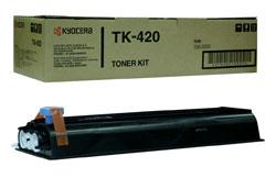 Тонер-картридж Kyocera для Mita KM-2550, 15000 страниц TK-420