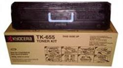 Тонер черный для Kyocera KM 6030/8030, 47000 страниц TK-655