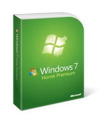 Microsoft Windows 7 Home Premium 32/64-bit Russian