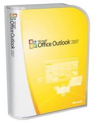 Microsoft Office Outlook 2007 Russian