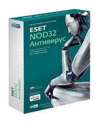 Антивирус NOD32 - продление лицензии NOD32-ENA-RN-BOX-1-1