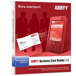 ABBYY Business Card Reader for Nokia 2.0
