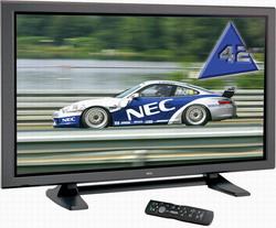 Плазменная панель NEC PX-42XM5