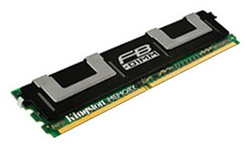 Оперативная память Kingston KVR667D2D4F5/4G