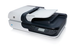 Scanjet N6350 Networked Document Flatbed Scanner L2703A