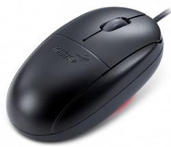 Мышь NetScroll 100X black/grey optical (1200 dpi) USB GM-NSCR 100 X USB