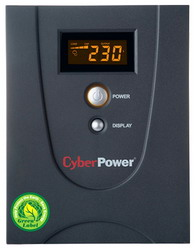 ИБП CyberPower Value 1500E LCD Black