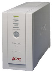 ИБП APC Back-UPS CS 500 USB/Serial BK500EI