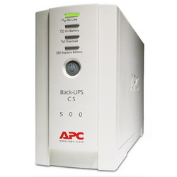 ИБП APC Back-UPS CS 500VA, 230V, Russia