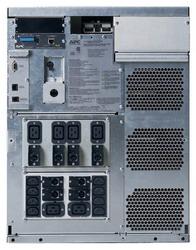 ИБП APC Symmetra LX 8kVA Scalable to 8kVA N+1 Rack-mount SYA8K8RMI