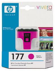 Струйный картридж HP 177 пурпурный C8772HE