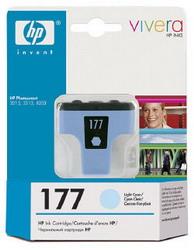 Струйный картридж HP 177 светло-голубой C8774HE
