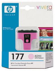 Струйный картридж HP 177 светло-пурпурный C8775HE