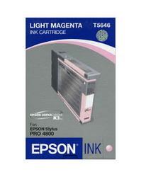 Струйный картридж Epson EPT564600 светло-пурпурный