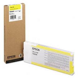 Струйный картридж Epson EPT565400 желтый