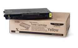 Тонер-картридж Xerox 106R00682 желтый