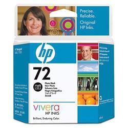 Струйный картридж HP 72 черный фото