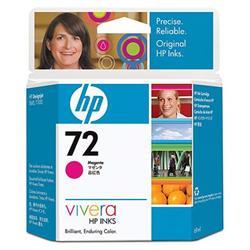 Струйный картридж HP 72 пурпурный