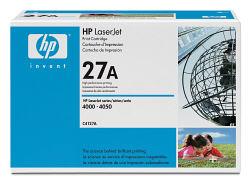 Лазерный картридж HP C4127A черный