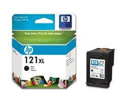 Струйный картридж HP 121XL черный расширенной емкости