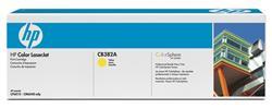 Лазерный картридж HP CB382A желтый