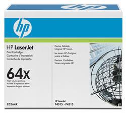 Лазерный картридж HP CC364X черный расширенной емкости