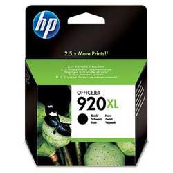 Струйный картридж HP 920XL черный расширенной емкости