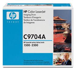 Фотобарабан HP C9704A черный C9704A