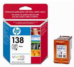 Струйный картридж HP 138 цветной