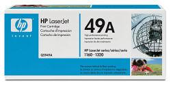 Лазерный картридж HP Q5949A черный