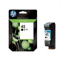 Струйный картридж HP 45 черный 51645AE