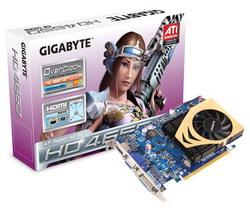 Radeon HD 4650 / PCI-E 2.0 x16 GV-R465OC-1GI