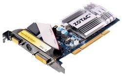 GeForce 6200 350 Mhz AGP 512 Mb 533 Mhz 64 bit DVI TV ZT-62AAH2N-HSL