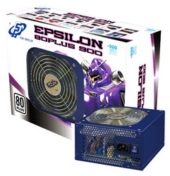 Блок питания FSP Group Epsilon 80PLUS 900W