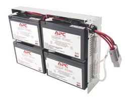 Battery replacement kit for SU1000RM2U, SU1000RMI2U RBC23