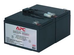 Battery replacement kit for BP1000I, SUVS1000I, SU1000INET, SU1000RMINET, SUA1000I RBC6