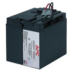 Battery replacement kit for SU700XLINET, SU1000XLINET, BP1400I, SUVS1400I, SU1400INET, SUA1500I RBC7