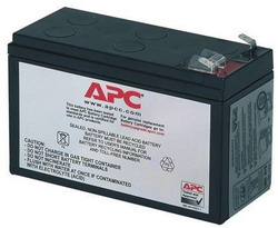 Battery replacement kit for BK650EI RBC17