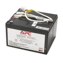 Battery replacement kit for BR1200LCDI APCRBC109