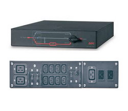 Service Bypass Panel- 230V; 50A; BBM; IEC320 C20/HW input; IEC-320 Output SBP5000RMI2U